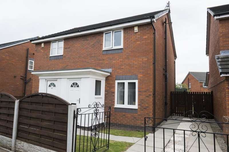 2 Bedrooms Semi Detached House for sale in Barncroft Road, Halewood, L26
