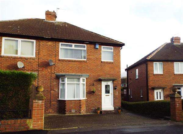 3 Bedrooms Semi Detached House for sale in The Grove, Newcastle upon Tyne