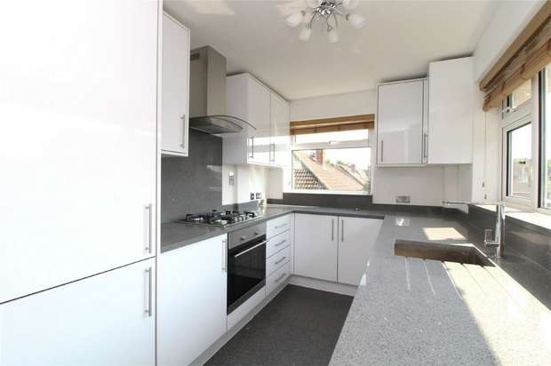 2 Bedrooms Maisonette Flat for sale in Whatmore Close, Stanwell, Middlesex
