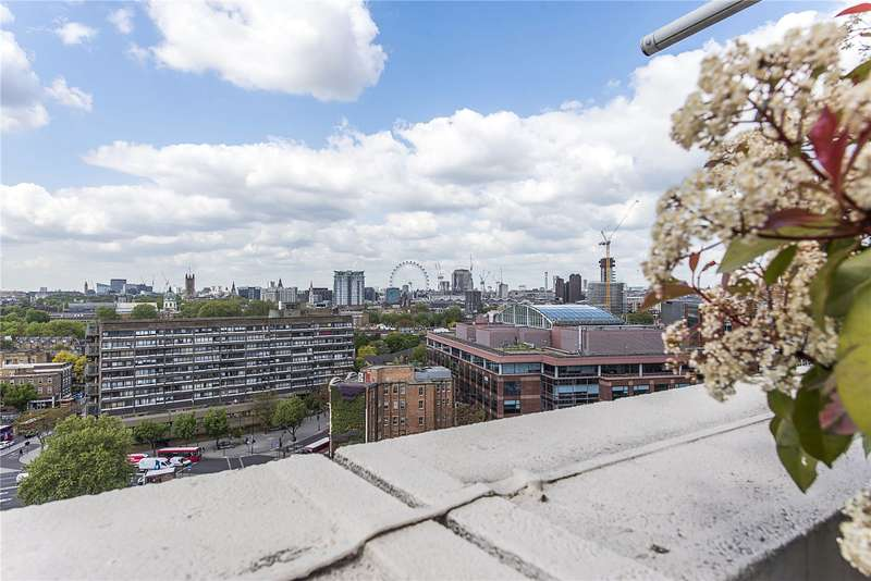 4 Bedrooms Flat for sale in Metro Central Heights, 119 Newington Causeway, London, SE1