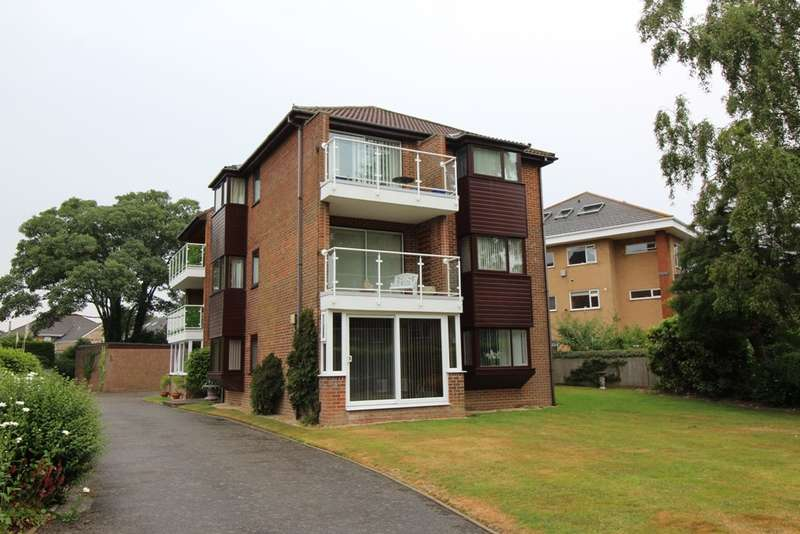 2 Bedrooms Flat for sale in 17 Grosvenor Road, Westbourne, Bournemouth