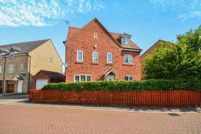 5 Bedrooms Detached House for sale in Betony Grove, Kirkby-In-Ashfield, Nottingham, Notts