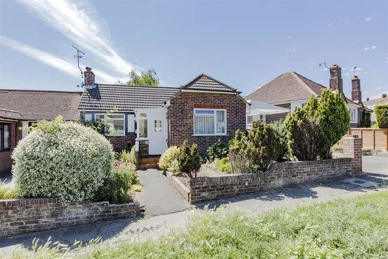 2 Bedrooms Semi Detached House for sale in Fircroft Avenue, North Lancing, West Sussex, BN15 0NL