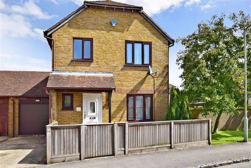 3 Bedrooms Link Detached House for sale in The Bulrushes, Ashford, Kent