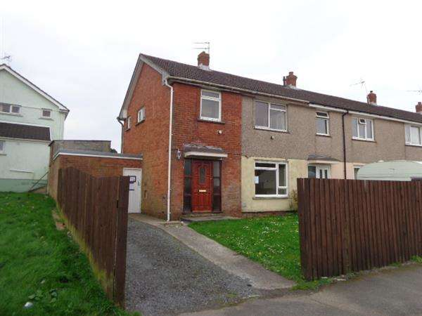 3 Bedrooms Terraced House for sale in Long Mains, Monkton, Pembroke