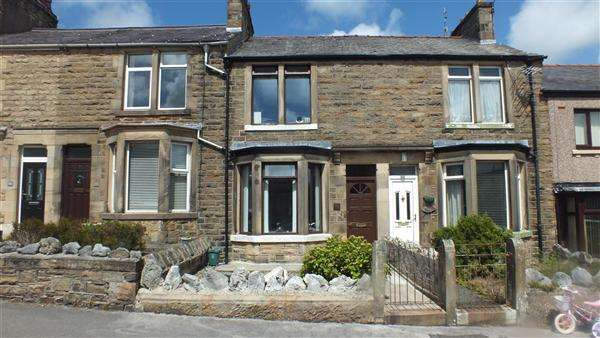 4 Bedrooms Terraced House for sale in Newsham Place, Lancaster