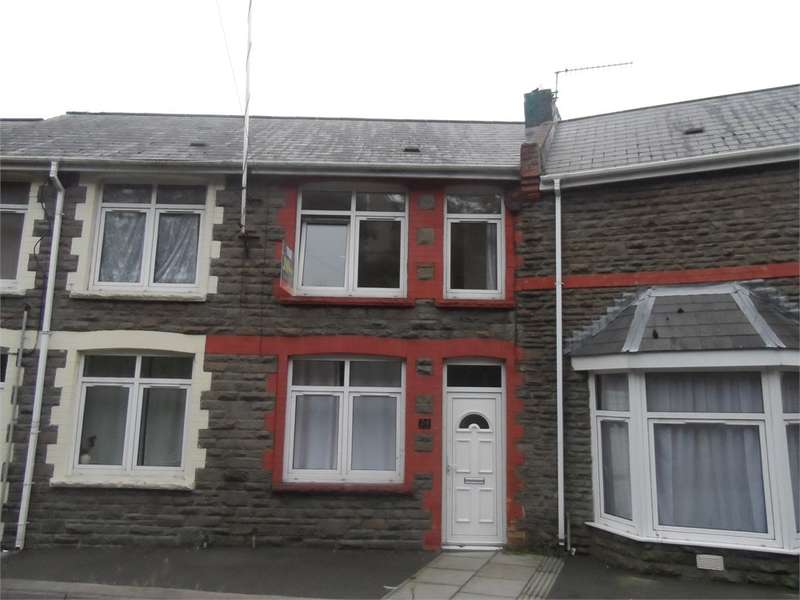 3 Bedrooms Terraced House for sale in High Street, Llanhilleth, Abertillery, NP13