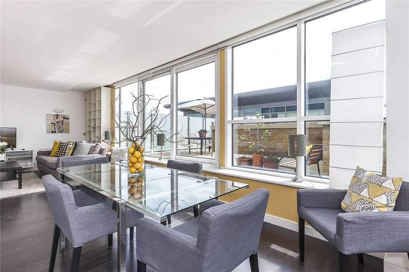 3 Bedrooms Flat for sale in Building 50, Argyll Road, London, SE18