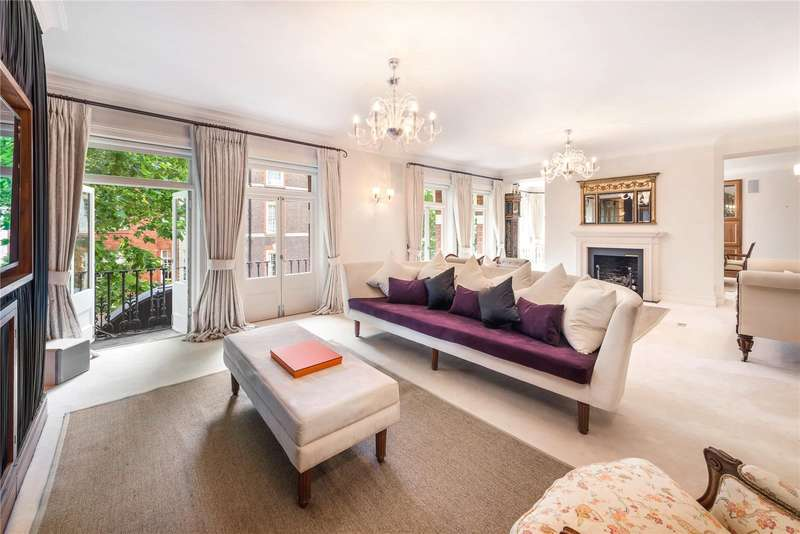 3 Bedrooms Flat for sale in Cadogan Court, Draycott Avenue, London, SW3