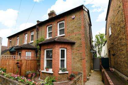 3 Bedrooms Semi Detached House for sale in Weston Road, Bromley