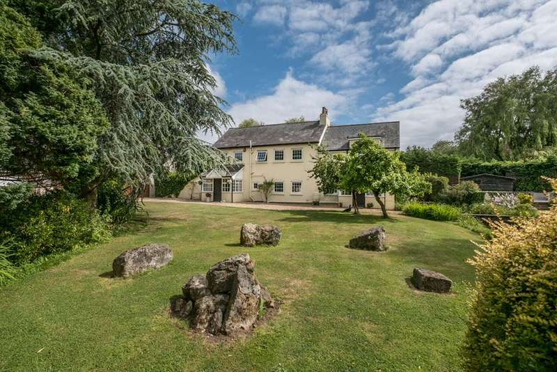 4 Bedrooms House for sale in Blackwater, Isle Of Wight