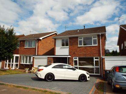 4 Bedrooms Detached House for sale in Ullswater Crescent, Bramcote, Nottingham