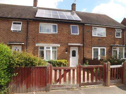 3 Bedrooms Terraced House for sale in Bainton Grove, Clifton, Nottingham