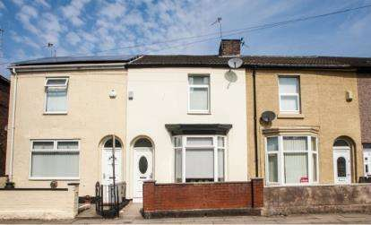 3 Bedrooms Terraced House for sale in Granville Road, Garston, Liverpool, Merseyside, L19