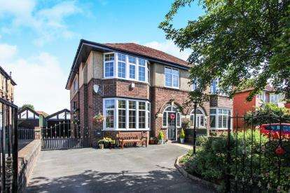 4 Bedrooms Semi Detached House for sale in Mayfield Road, Lytham St. Annes, Lancashire, England, FY8