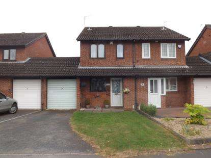 2 Bedrooms Semi Detached House for sale in Kendal Grove, Solihull, West Midlands
