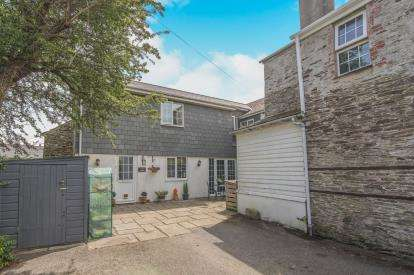 4 Bedrooms Barn Conversion Character Property for sale in Wadebridge, Cornwall, Wadebridge