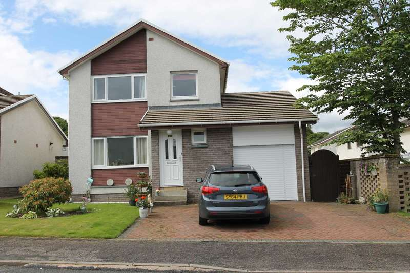 3 Bedrooms Detached House for sale in Holm Park, Inverness