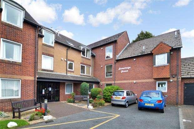 1 Bedroom Flat for sale in Hometeign House, Salisbury Road, Newton Abbot, Devon