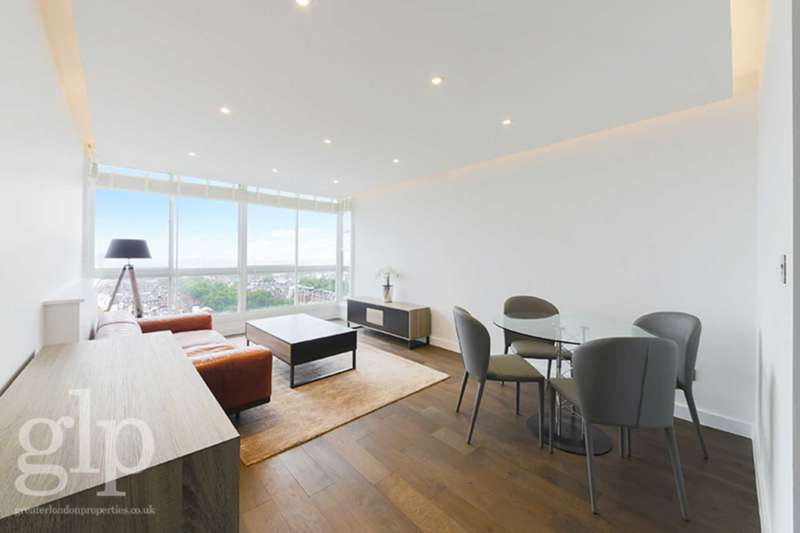 2 Bedrooms Flat for sale in Cambridge Square, Hyde Park, W2