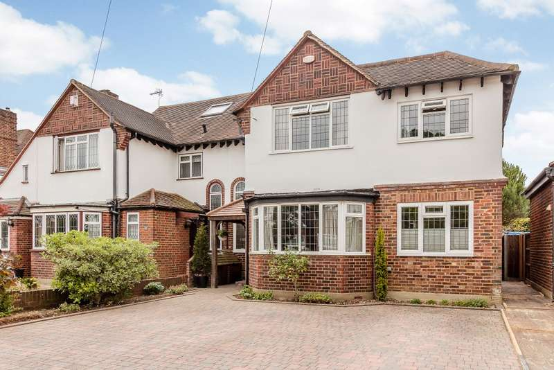 5 Bedrooms Semi Detached House for sale in Coombeside