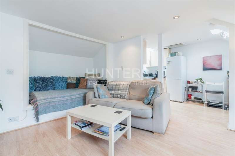1 Bedroom Flat for sale in Hillfield Road, London, NW6 1QD