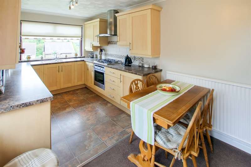 4 Bedrooms Detached Bungalow for sale in Plas Cadwgan Road, Ynystawe, Swansea