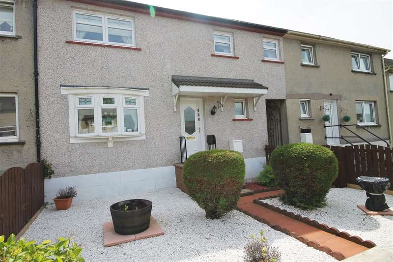 3 Bedrooms Terraced House for sale in Rochsolles Dr, Airdrie