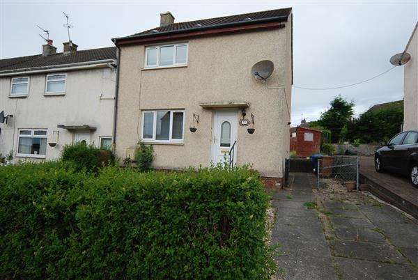 2 Bedrooms End Of Terrace House for sale in Boyd Orr Road, Saltcoats