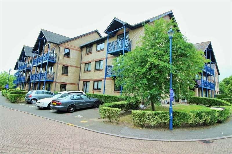 2 Bedrooms Apartment Flat for sale in Claremont Heights, Colchester