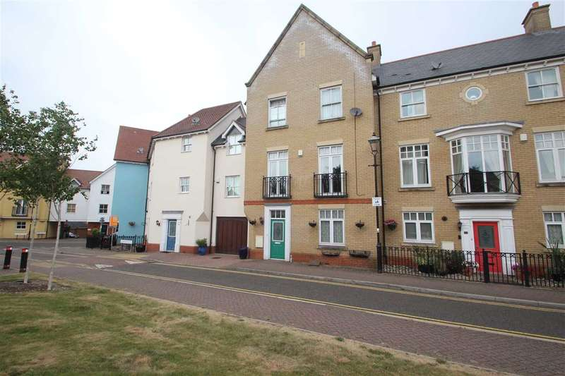 5 Bedrooms Town House for sale in St. Marys Fields, Colchester