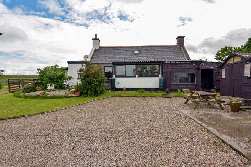 3 Bedrooms Cottage House for sale in , Alvah, Aberdeenshire, AB45 3DD