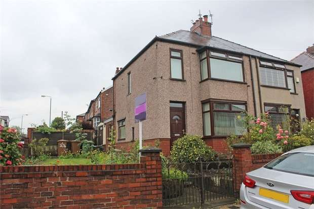 2 Bedrooms Semi Detached House for sale in St Georges Road, St Helens, Merseyside