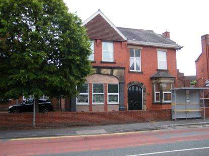 Flat for sale in  195 A B, Chester Road, Northwich, Cheshire