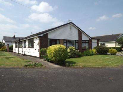 3 Bedrooms Bungalow for sale in Bankside, Weaverham, Northwich, Cheshire