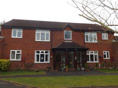 2 Bedrooms Retirement Property for sale in Windsor Lodge, Mickleton Road, Solihull, West Midlands