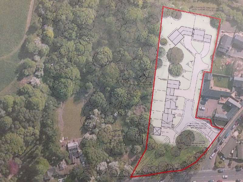 Land Commercial for sale in Land at Vine Grove Court, School Street, Mosborough, Sheffield, S20 5FE.