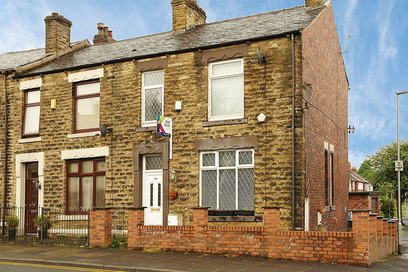 3 Bedrooms End Of Terrace House for sale in 825 Rochdale Road, Royton, Oldham