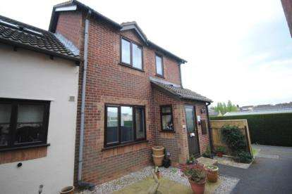 2 Bedrooms Retirement Property for sale in Honiton, Devon