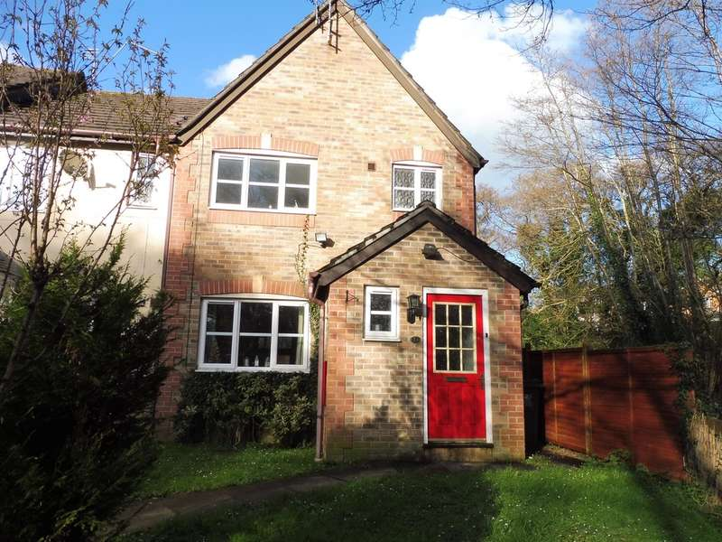 3 Bedrooms Semi Detached House for sale in Skibereen Close, Pontprennau, Cardiff