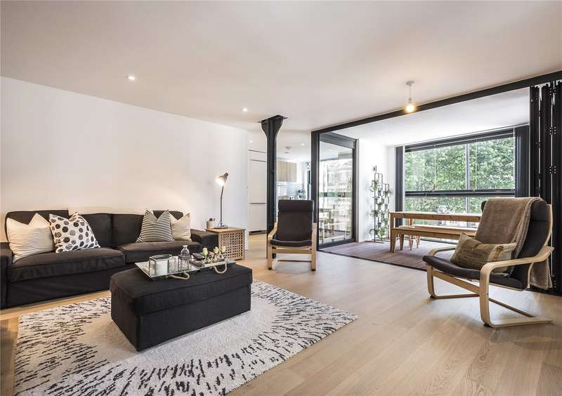 3 Bedrooms Flat for sale in Borough Place, 16-18 Marshalsea Road, London, SE1