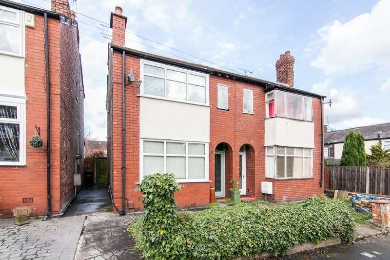 2 Bedrooms Semi Detached House for sale in Hampstead Lane, Stockport, Greater Manchester, SK2