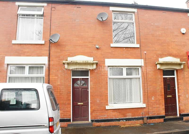 2 Bedrooms Terraced House for sale in Kellett Street, Rochdale, Greater Manchester. OL16 2JU
