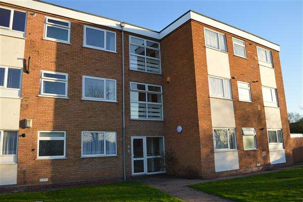 2 Bedrooms Apartment Flat for sale in Third Floor, Flaxley Close, Flaxley Road, Stechford, Birmingham