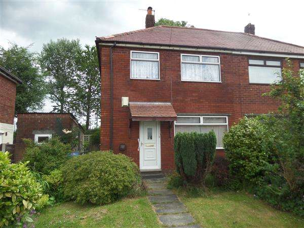 2 Bedrooms Semi Detached House for sale in Clough Rd, Manchester