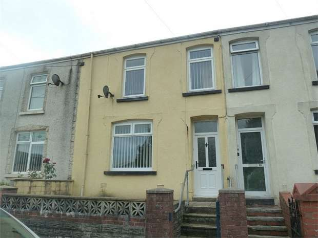 3 Bedrooms Terraced House for sale in Llynfi Road, Maesteg, Maesteg, Mid Glamorgan
