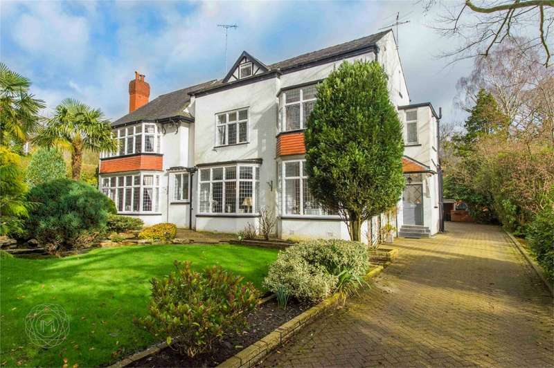 6 Bedrooms Detached House for sale in Princess Road, Lostock, Bolton, Lancashire