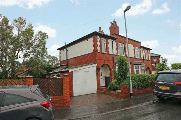 3 Bedrooms Semi Detached House for sale in The Crescent, Normanton, West Yorkshire