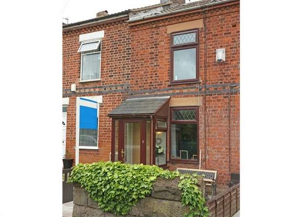 2 Bedrooms Terraced House for sale in Clarks Terrace, Weston Point, Runcorn, Cheshire