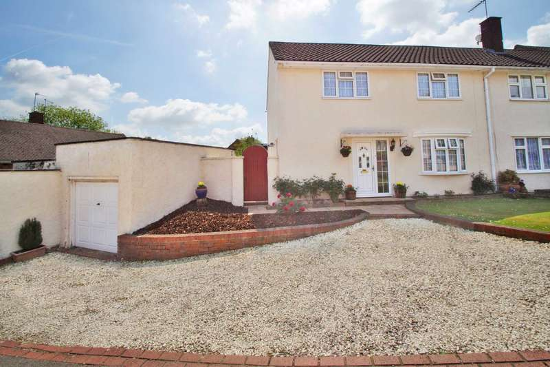 3 Bedrooms Semi Detached House for sale in Roseheath, Hemel Hempstead